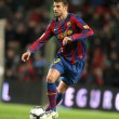 FC Barcelona player Gerard Pique - Stock Photo