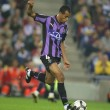 Brazilian defender Nivaldo Batista of Valladolid — Stock Photo