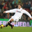The French player Julien Escude of Sevilla - Stockfoto