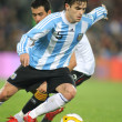 Argentinian player Fernando Gago - Stock Photo
