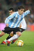 Argentinian player Fernando Gago — Stock Photo
