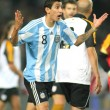 Stock Photo: Argentiniplayer Di Maria