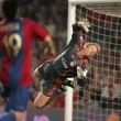 Stock Photo: Goalkeeper Oliver Kahn