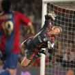 Goalkeeper Oliver Kahn - Stock Photo