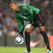 AC Milan goalkeeper Dida — Stock Photo