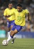 Brazilian player Ricardo Oliveira — Stock Photo