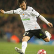 David Silva of Valencia CF — Stock Photo