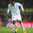 Obinna of Malaga CF — Stock Photo