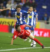 Diego Perotti of Sevilla — Stock Photo