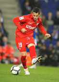 Alvaro Negredo of Sevilla — Stock Photo