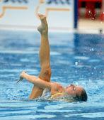 スペイン語オリンピック メダリスト ジェンマ mengual — ストック写真