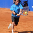 Stock Photo: Spanish Daniel Gimeno-Traver in action
