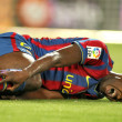 Stock Photo: Toure Yayof Barcelona