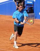 Spanish Daniel Gimeno-Traver in action — Stock Photo