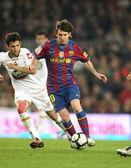Leo Messi of Barcelona — Stock Photo