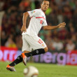 Luis Fabiano of Sevilla — Stock Photo