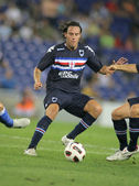 Daniele Mannini of UC Sampdoria — Stock Photo
