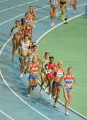 Competitors of 10000m Women — Foto de Stock