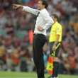 Allegri manager of AC Milan - Stock Photo