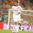 Thiago Silva player of AC Milan - Stock Photo