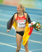 Verena Sailer of Germany — Stock Photo