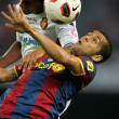 Foto Stock: Daniel Alves of FC Barcelona