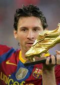 Leo Messi of FC Barcelona — Stock Photo