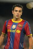 Xavi Hernandez of Barcelona — Stock Photo