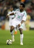 Nigerian player Ogenyi Onazi — Stock Photo