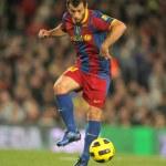 Постер, плакат: Javier Mascherano of FC Barcelona
