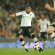 Ever Banega of Valencia CF in action — Stock Photo