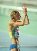 Emma Green of Sweden during High Jump Final — Stock Photo