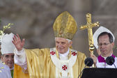 Pope Benedict XVI (Joseph Alois Ratzinger) — Stock Photo