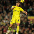 Mateo Musacchio of Villarreal CF — Stock Photo