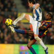 Joseba Llorente of Real Sociedad — Stock Photo