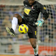 Carlos Kameni of Espanyol — Stock Photo