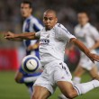 Brazilian player Ronaldo of Real Madrid - Stock Photo