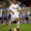 Guti of Real Madrid - Stock Photo