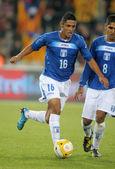 Honduran player Alexander Lopez — Stock Photo