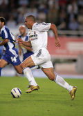Brazilian player Ronaldo of Real Madrid — Zdjęcie stockowe