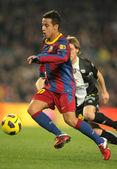 Thiago Alcantara of Barcelona — Foto de Stock