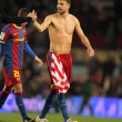 Pique of Barcelona - Stockfoto