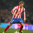 Diego Forlan of Atletico Madrid - Stock Photo