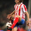 Filipe Luis Kasmirski  of Atletico Madrid - Stock Photo