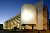 Museum of Contemporary Art of Barcelona (MACBA) — Stock Photo