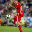 Jamie Carragher of Liverpool FC — Stock Photo #18640575