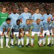 Foto Stock: Manchester City Team