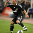 Постер, плакат: Wesley Sneijder of Real Madrid