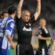 Постер, плакат: Fabio Cannavaro of Real Madrid