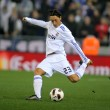 mesut ozil of real madrid — Stock Photo